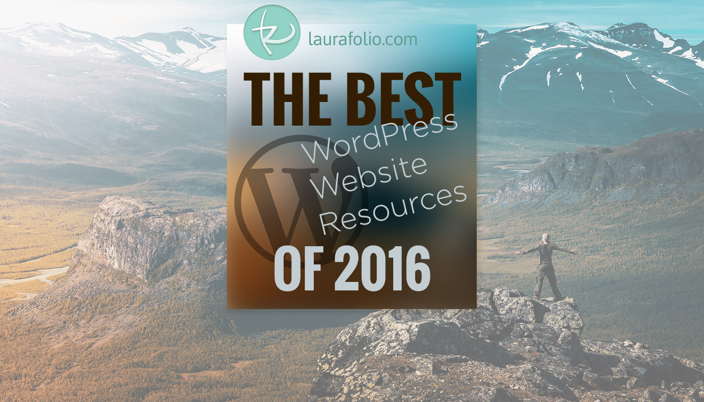 Best WordPress Website Resources of 2016