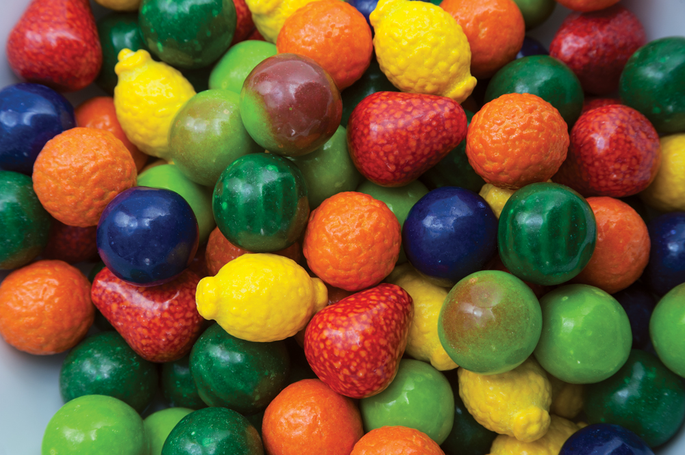 Candy Catalog Photography