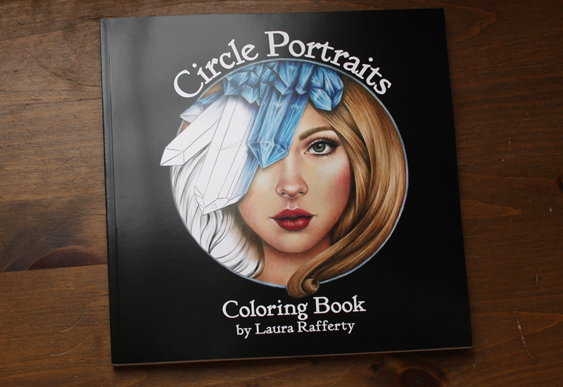 Circle Portraits Cover Art