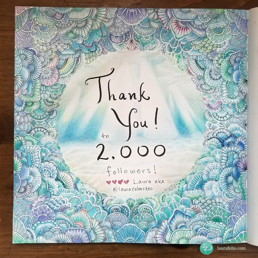 Lost Ocean - Thank you to 2,000 followers