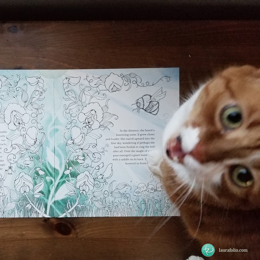 Ivy and the Inky Butterfly Collaboration Project