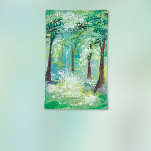Forest Walk Encaustic Wax