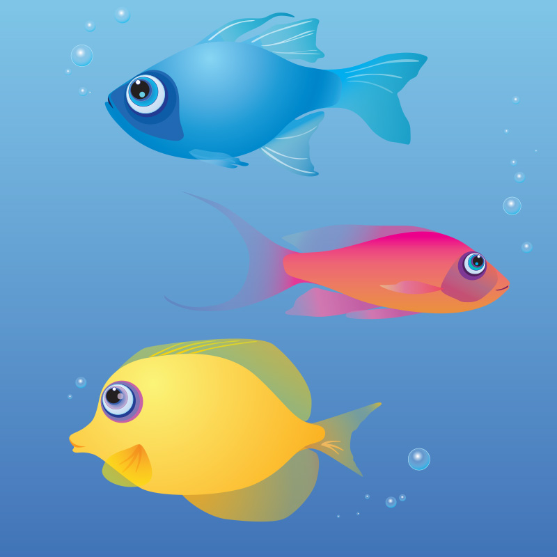 Fish - Free Vector Stock