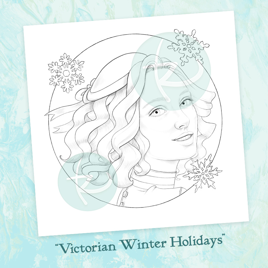 Victorian Winter Holidays Free Download